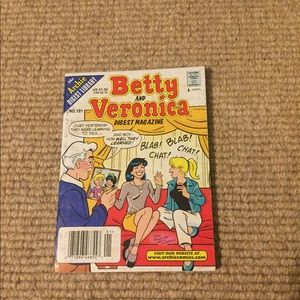 Betty and Veronica Digest #101